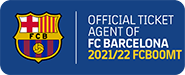 Official Tickets agent of Fc. Barcelona 2021/22